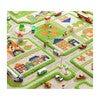 Traffic 3-D Activity Mat, Green XL