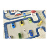 Traffic 3-D Activity Mat, Blue Medium - Transportation - 3