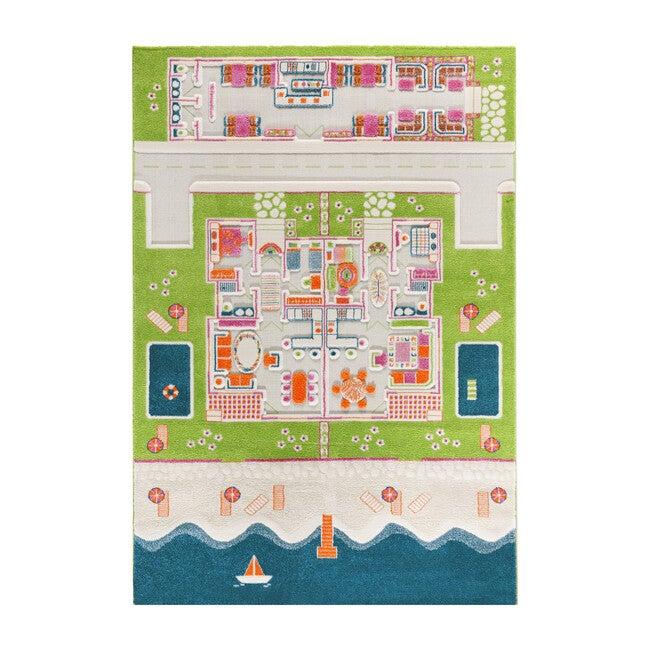 Beach House 3-D Activity Mat, XL