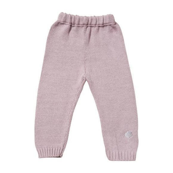 The Neel Pants in Cotton, Cumulus Pink