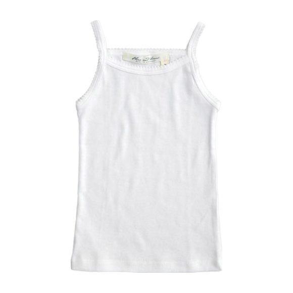 Tank Undershirt White
