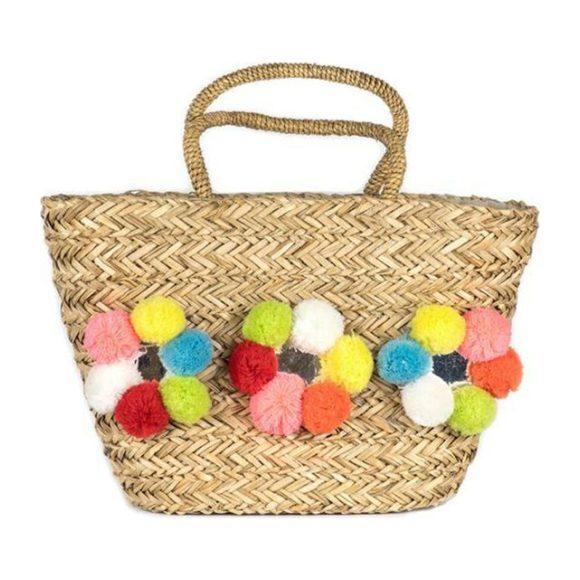 Pom Pom Bag (Large)