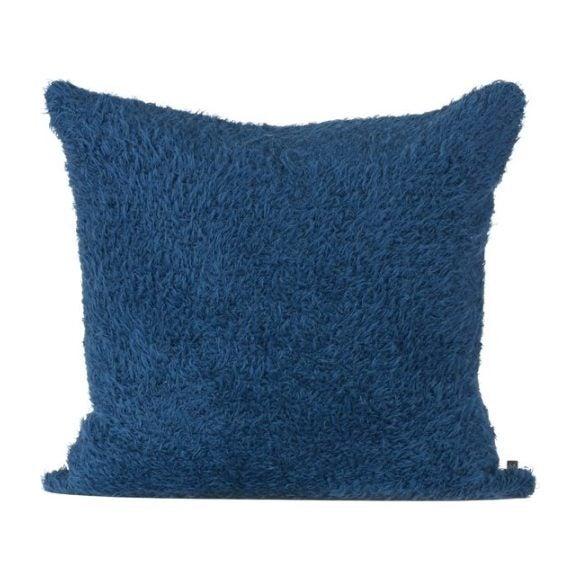 Alpaca Fur Pillow, Royal