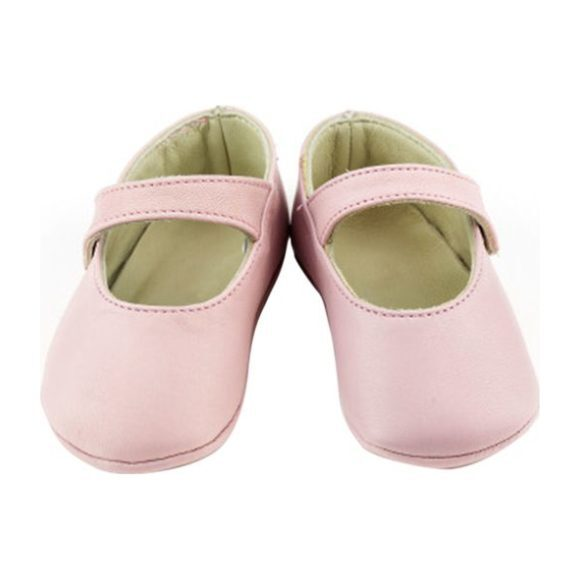 Leather Matilde Booties, Pink