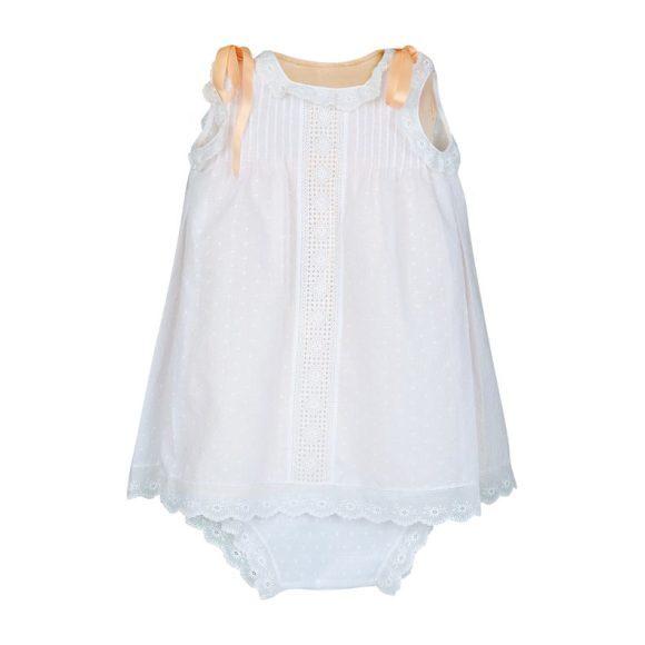 Majou Dress, White