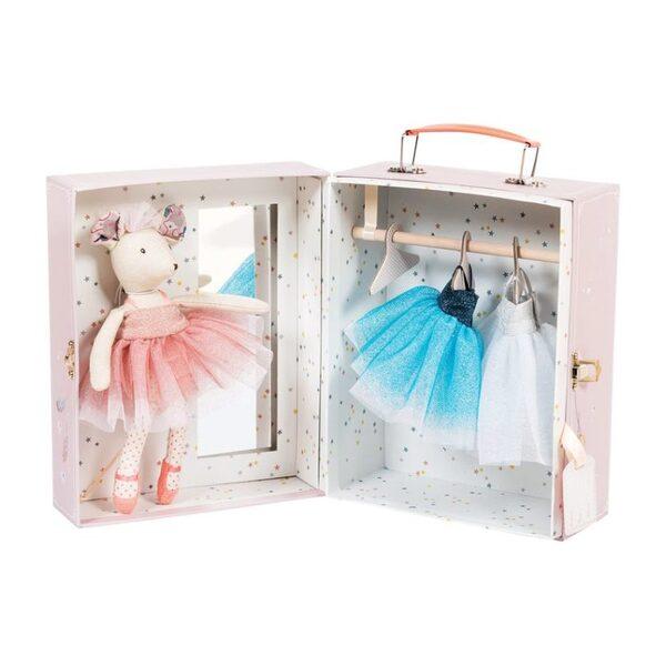 Ballerina Mouse Valise
