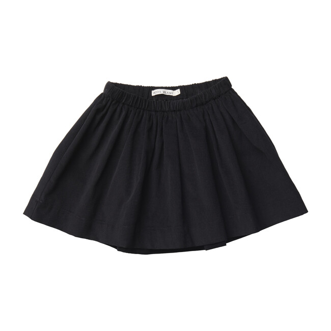 Josephine Party Skirt, Black
