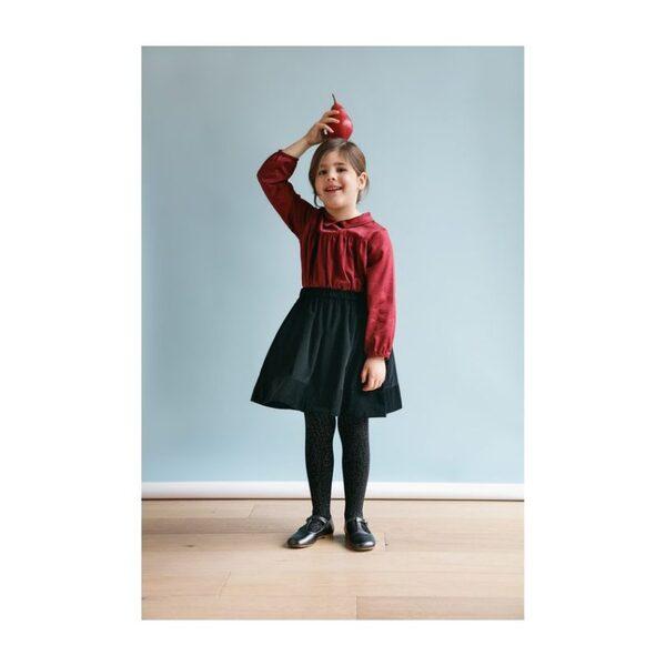 Josephine Party Skirt, Black