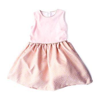 Mia Dress, Pink - Dresses - 1