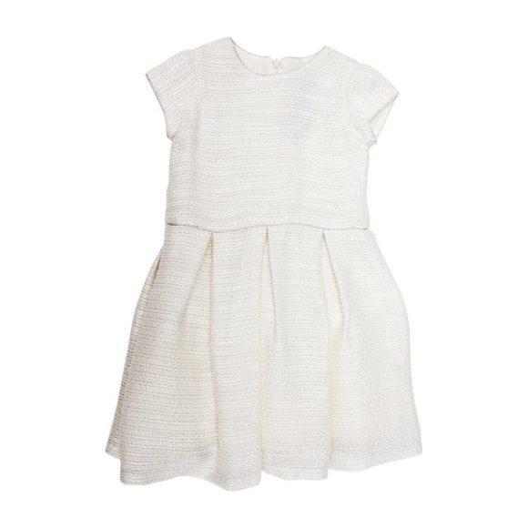 Charly Tweed Dress, Winter White