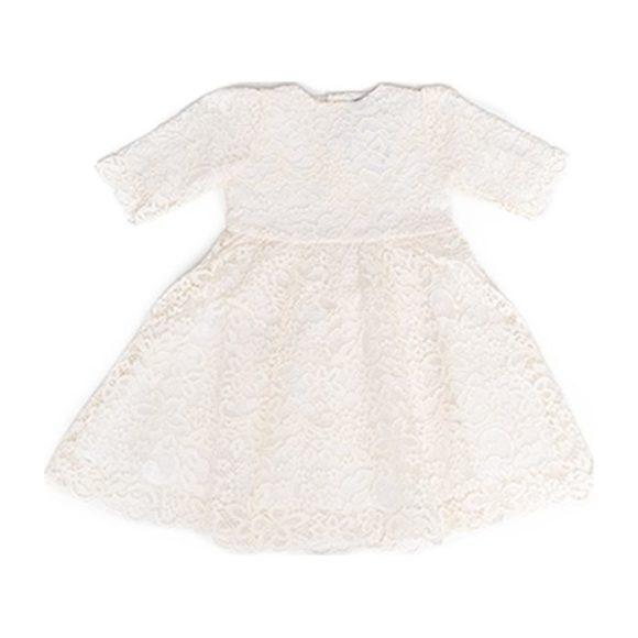Cyra Dress, Ivory