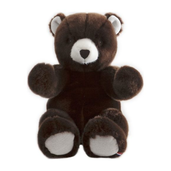 Large Robert the Bear, Brown