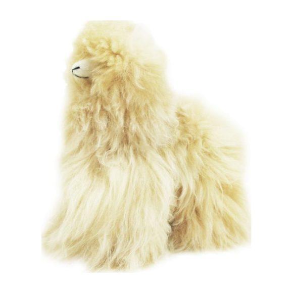 "Alpaca Stuffed Alpaca, 12"" - Plush - 1"