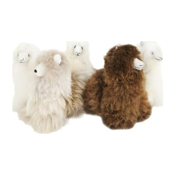 """Alpaca Stuffed Alpaca, 10"""""""
