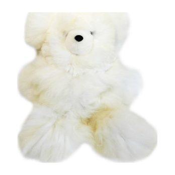 "Alpaca Stuffed Bear, 6"""