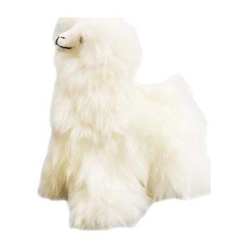 """Alpaca Stuffed Alpaca, 12"""""""
