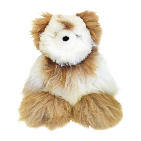 "Alpaca Stuffed Bear, 15"""