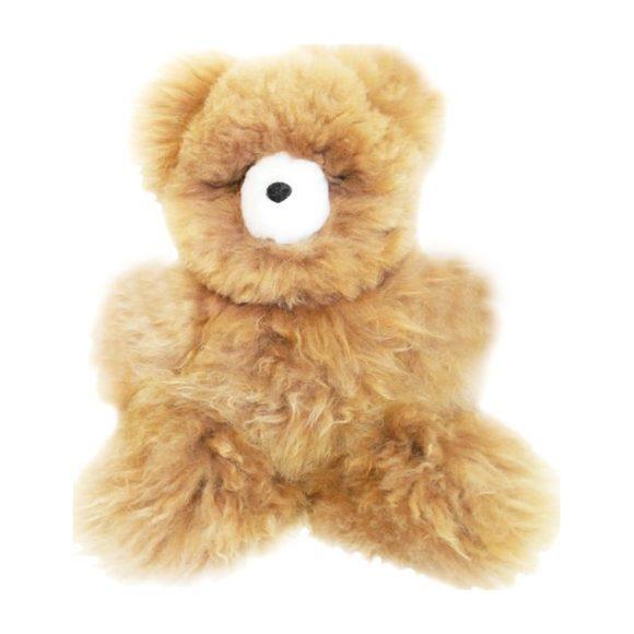 "Alpaca Stuffed Bear, 10"""