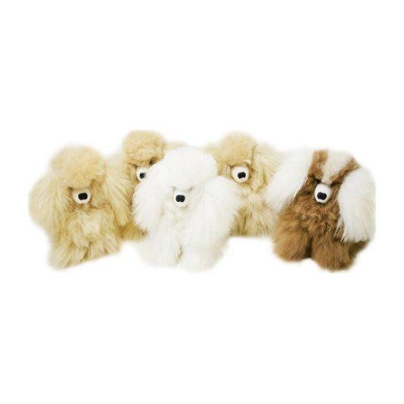 "Alpaca Stuffed Puppy, 10"""
