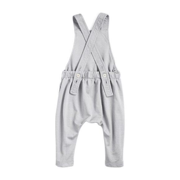 Overalls, Stone Grey