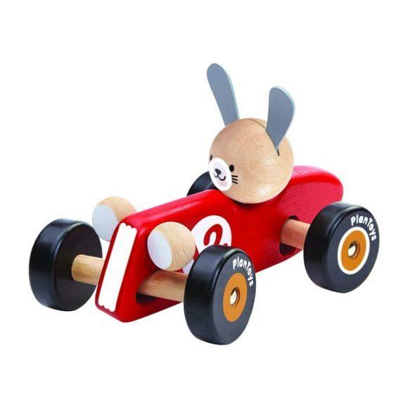 Rabbit Racing Car