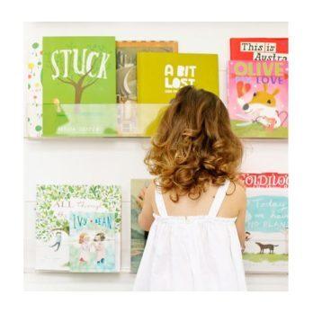 Booksee Shelf, Set of 2
