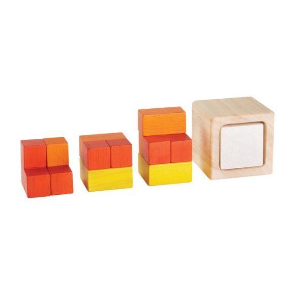 Fraction Cubes
