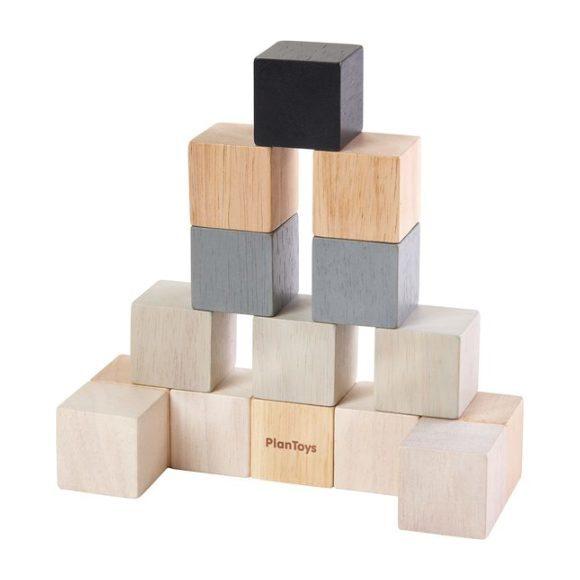 Cube Set, Grey/Black