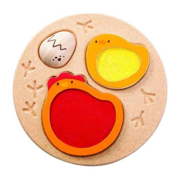 Chicken Puzzle - Puzzles - 1