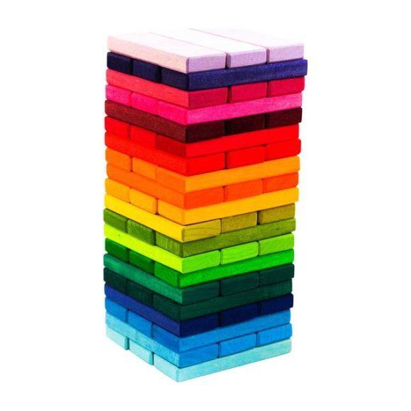 Rainbow Building Tower
