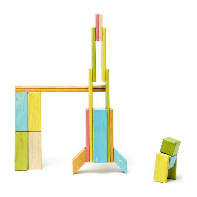 24-Piece Block System, Tints - Blocks - 1