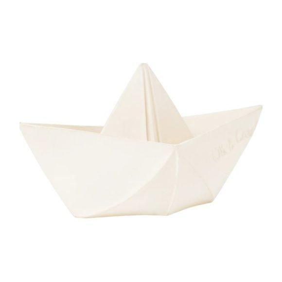 Origami Bath Boat, Vanilla