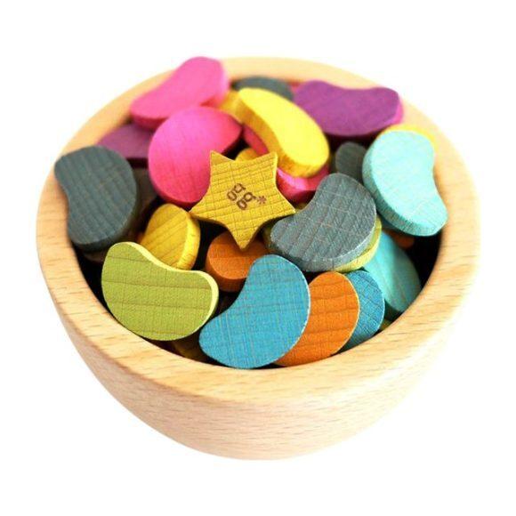 Mame Ohagki Rainbow Beans