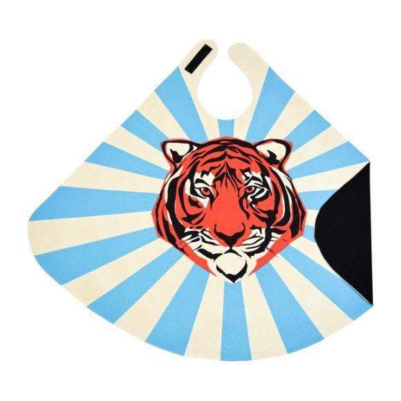 Tiger Cape, Blue