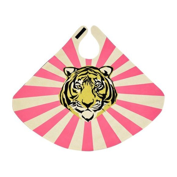 Tiger Cape, Pink