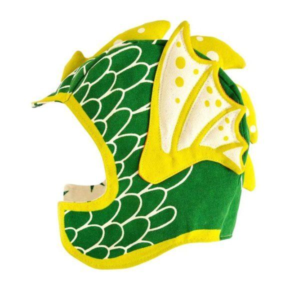 Dragon Hat, Green
