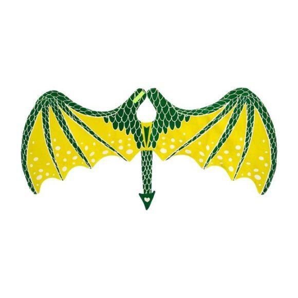 Dragon Wings, Green