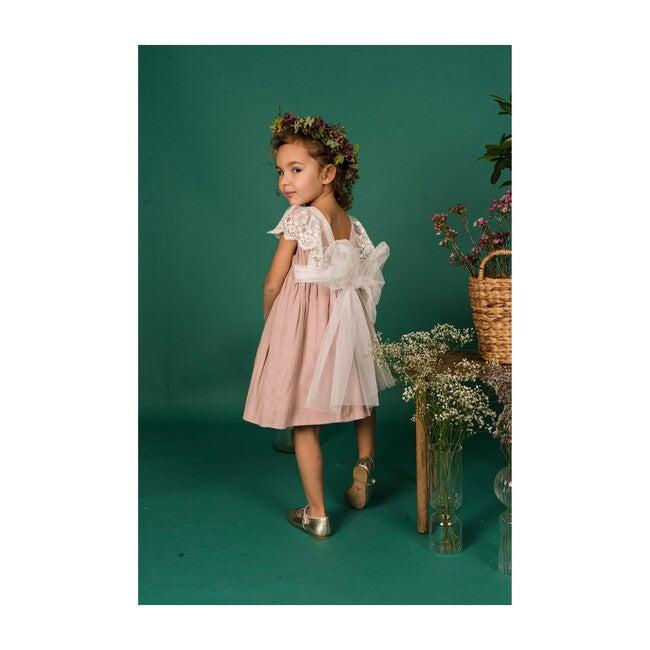 Lea Dress, Pink