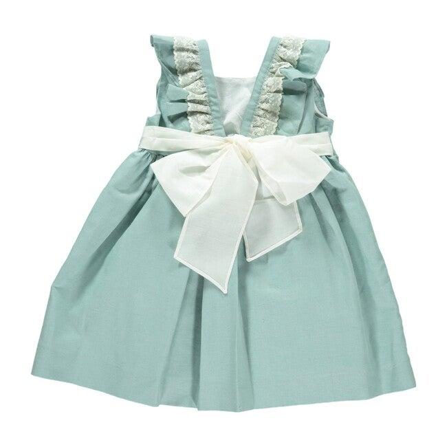 Snowdrop Dress, Green