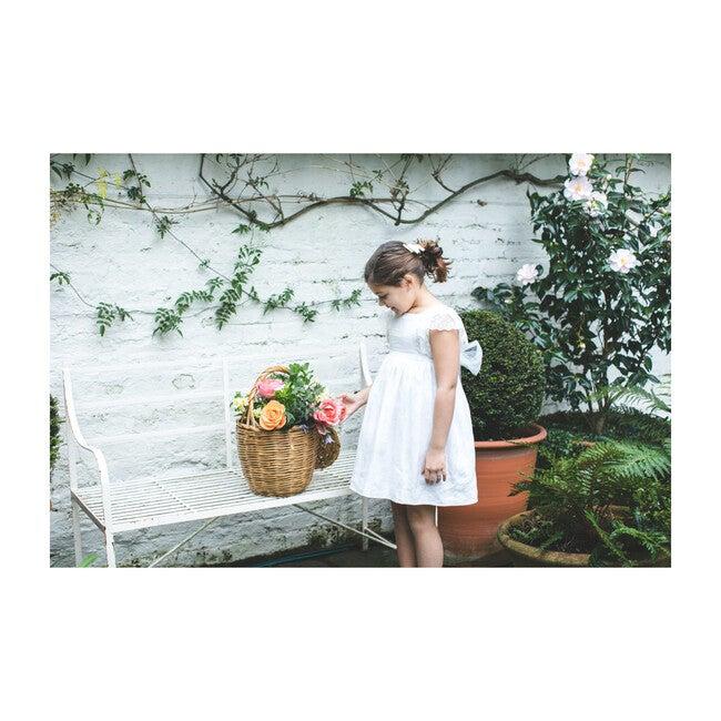 Lea Dress, Ivory