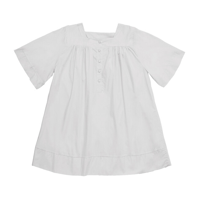 Women's Vitoria Nightgown, Milk