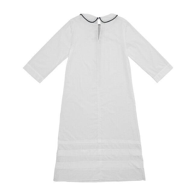 Women's Hanane Nightgown, Milk