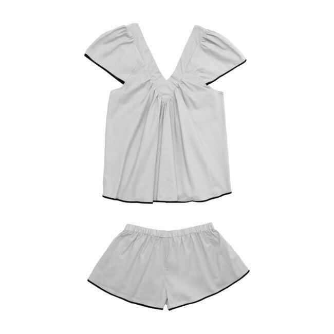 Women's Bianca Pajama Set, Milk