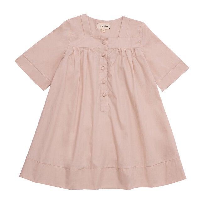 Vitoria Mini Dress, Dusty Pink