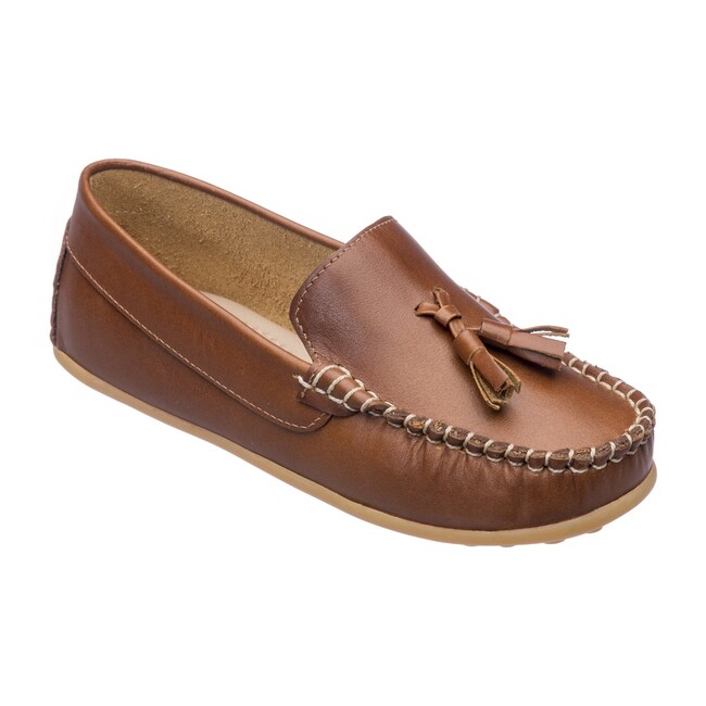 Toddler Monaco Loafer, Natural - Loafers - 1