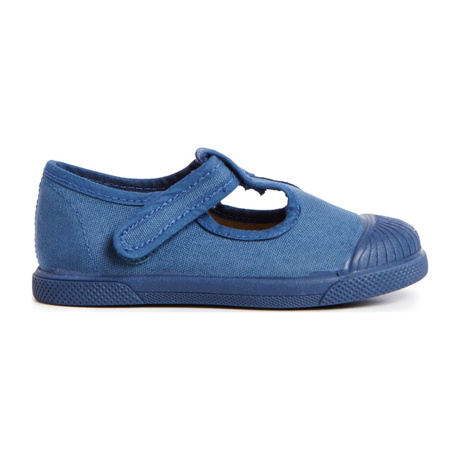 T-Band Sneakers, Indigo