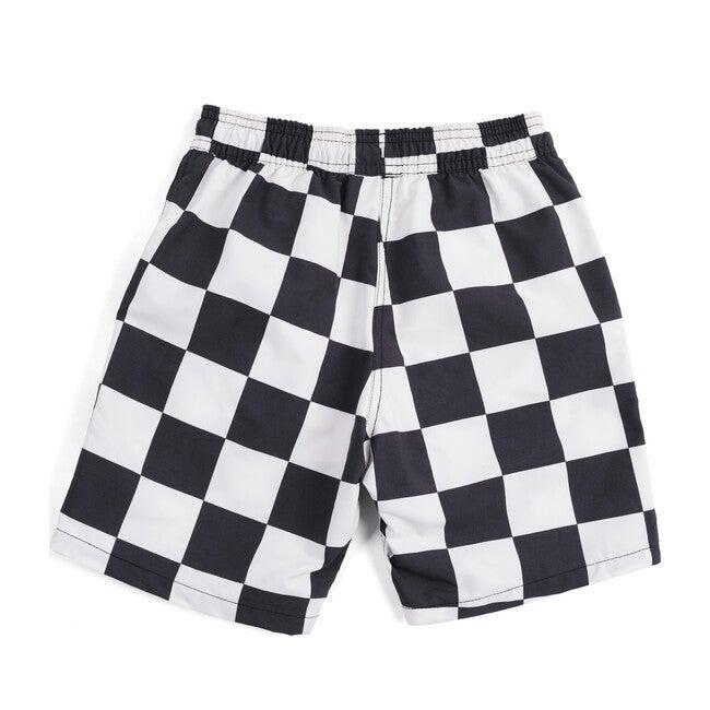 Simão Swim Shorts, Chess