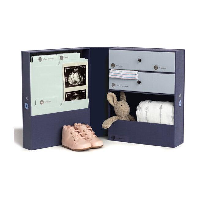 Vault Baby Keepsake Box, Something Blue