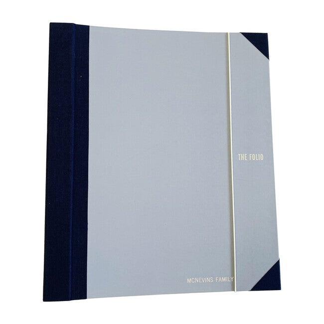 The Folio Personalized, Something Blue