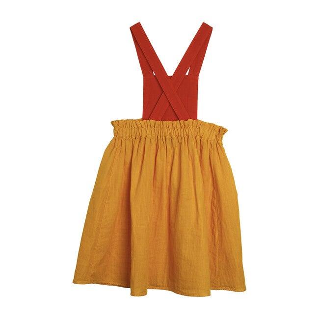 Carmen Dress, Red